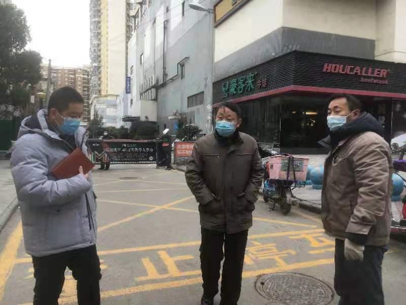 武汉市第五巡查组以小见大抓疫情防控不放松
