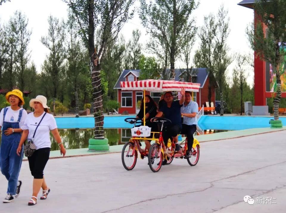 AG手机客户端_ 怀仁市鲁沟村成为市民的新宠