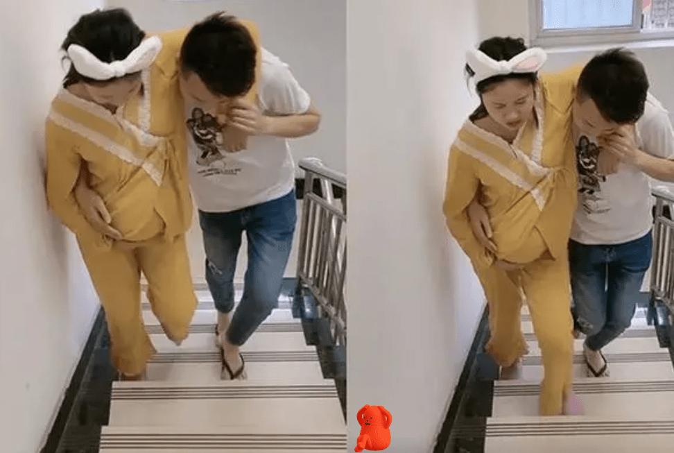 """""""孕期爬楼梯,分娩更顺利?"""",孕期爬楼梯利弊,准妈妈了解一下"""