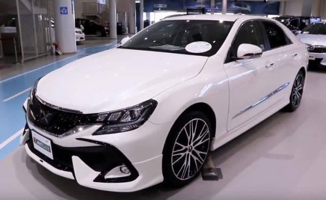 原丰田锐志正式回归,新车已上市2.5L动力。网友:太帅了