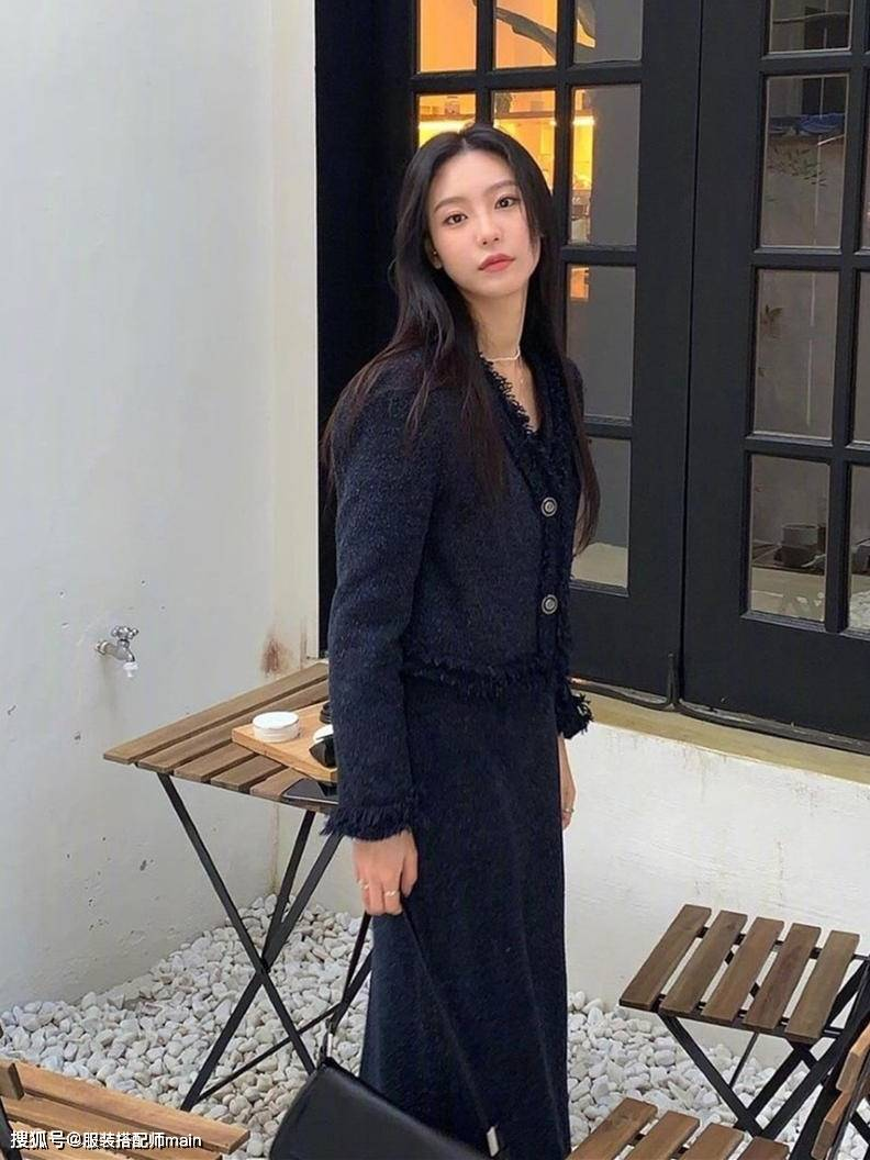 美丽不靠颜值!这位韩国小姐姐衣品出众,每套搭配都值得借鉴