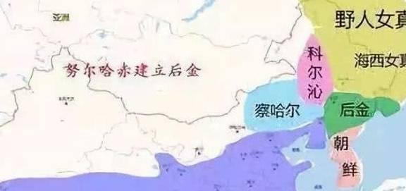 南有明朝,西有蒙古,为什么女真会崛起?  第2张