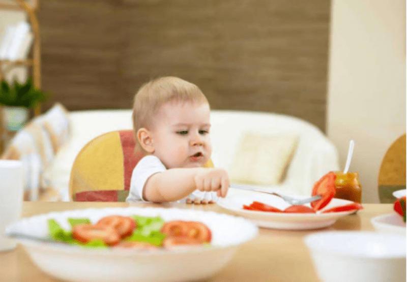 给宝宝添加辅食有技巧,三类食物莫乱加,易造成消化不良  第4张
