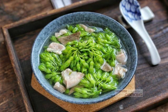 南宁人都很喜欢这道汤,清爽好喝,贵是贵了点,天天吃也值