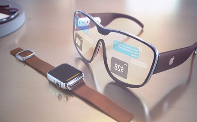 """原苹果准备""""放大""""。AR眼镜接下来会取代智能手机吗?"""