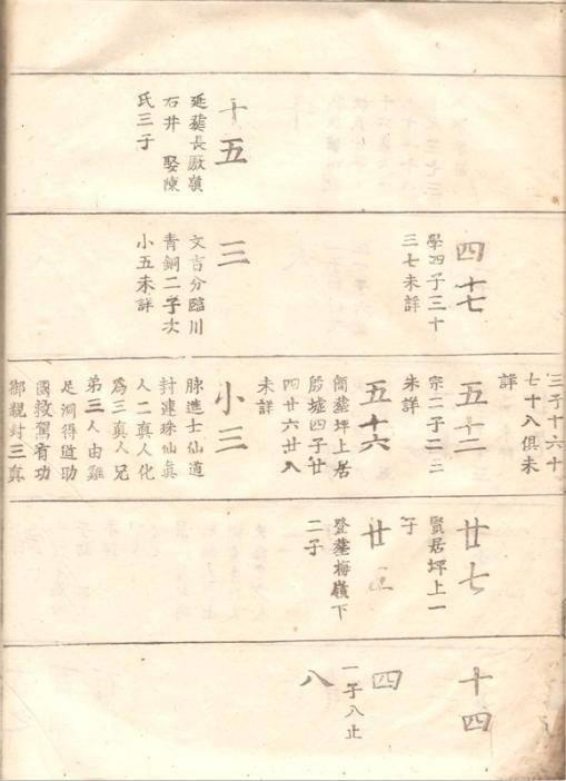 族谱上人口_人口普查图片