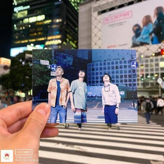 日本创意情景摄影师!用照片拍摄地巧妙结合到现实世界