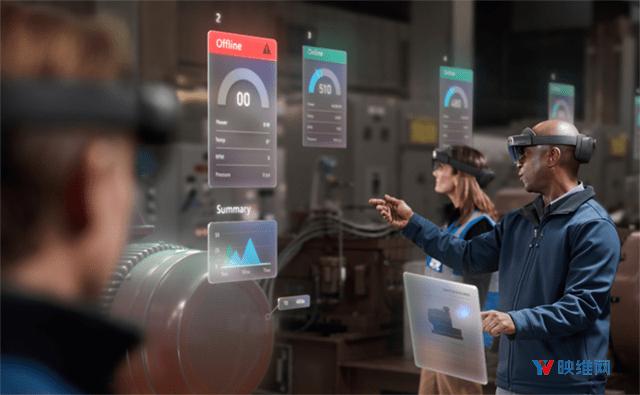 HoloLens 2内部测试版增加全新输入法:滑动输入