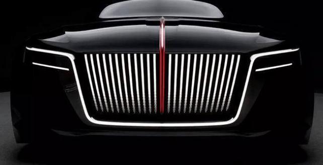 原红旗推出新商用车,比奔驰更霸气,红旗即将升起