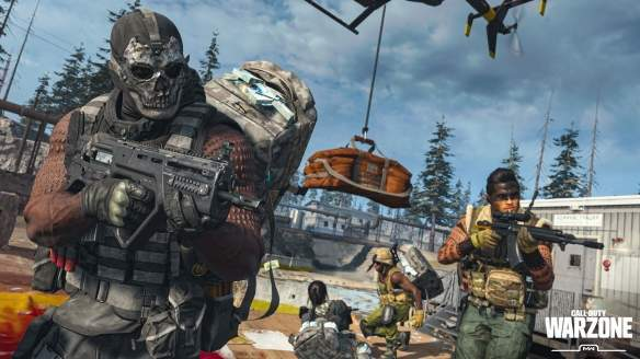 "《COD:战区》累计封号47.5万个 对个体玩家将采用""硬件封禁""手腕"