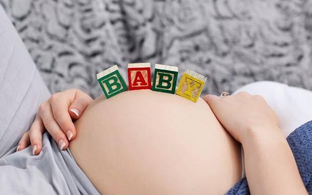 肚大怀男,肚小生女?为什么有的孕妇肚子很大,有的孕妇不显怀?
