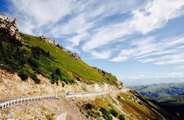 自驾新疆!最美的风景都在路上
