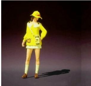 和平精英小黄鸭 和平精英小黄鸭首款特效时装?