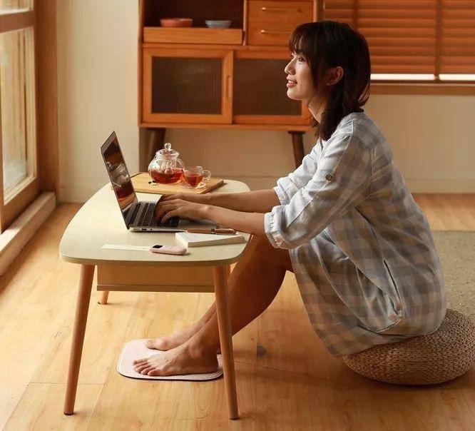 懒人瘦腿大法,这个日本纤腿按摩垫,坐着也能甩肉!