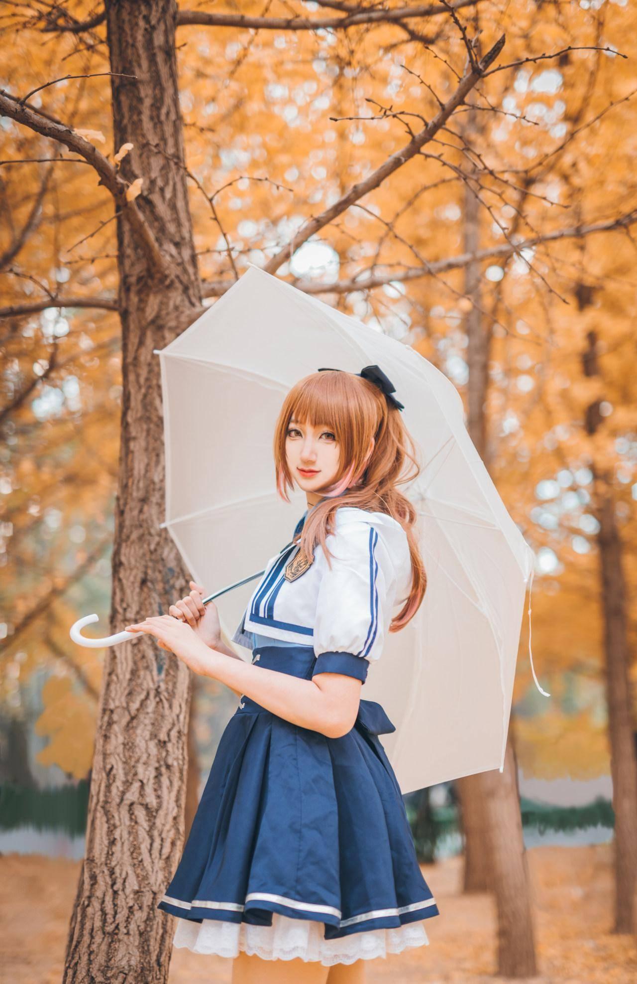 飞天小女警恋与制作人白起性转cosplay__Azey