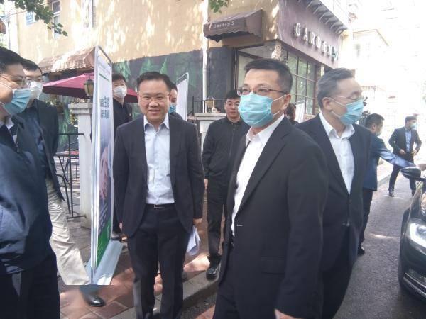 辽宁省发改委联合金融机构实地调研小微企业复工复产情况