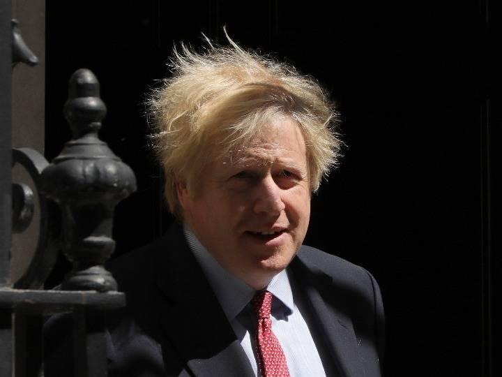 """顾问违反居家令  英国首相府""""护短""""_中欧新闻_欧洲中文网"""