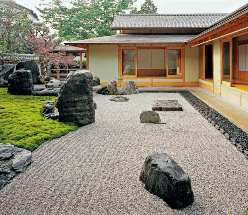 日本枯山水大师枡野俊明:设计园林是一场禅修