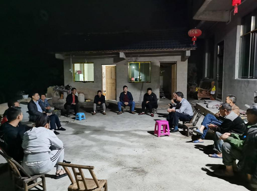 """玉屏:岩屋口村积极探索""""党建+村级集体经济""""模式"""