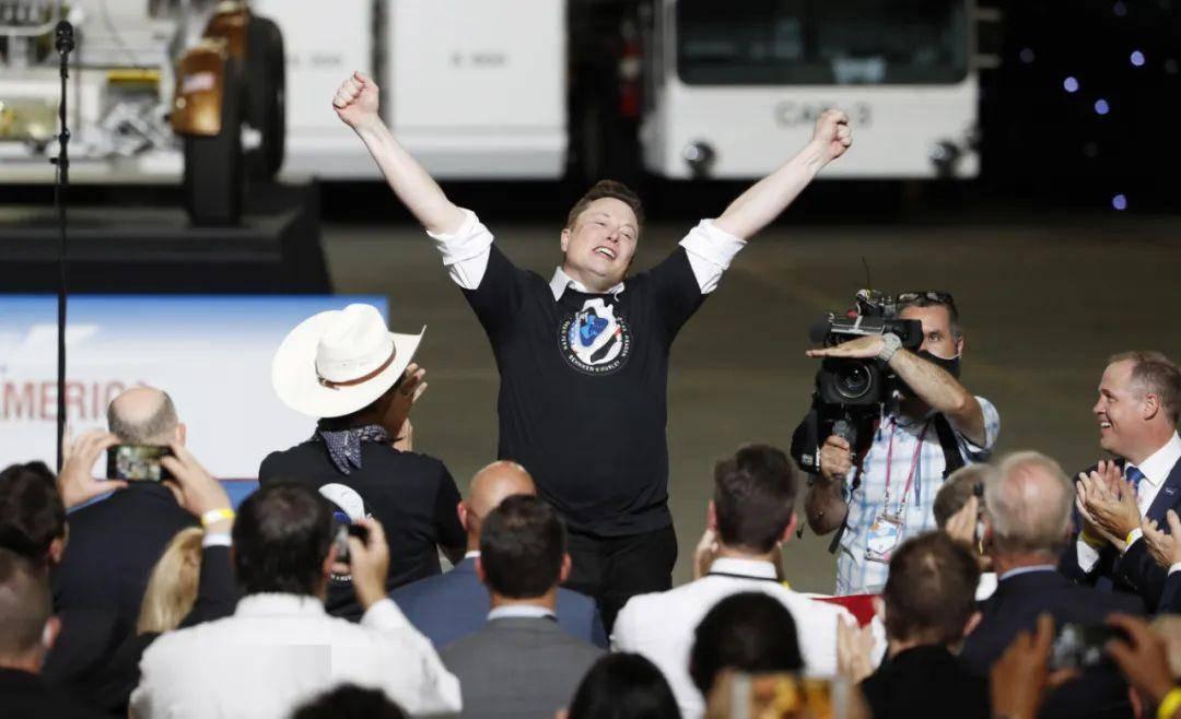 SpaceX马斯克难以入眠 谁是下一个SpaceX?