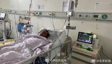 武汉中心医院染新冠医生胡卫锋抢救无效离世 病情曾一度好转
