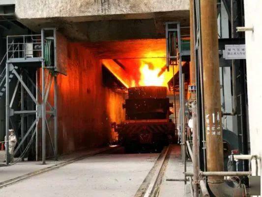 中冶华天总承包锦西钢铁炼钢产能置换工程2号转
