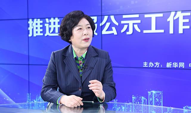 刘燕:国家企业信用信息宣传体系有力推动社会信用体系建设。