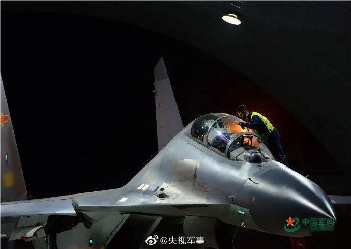 空军夜训高清大图来袭!