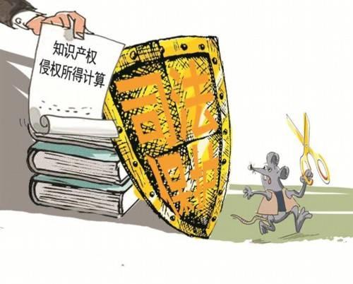 加强知识产权司法保护 增强侵权所得计算可操作性