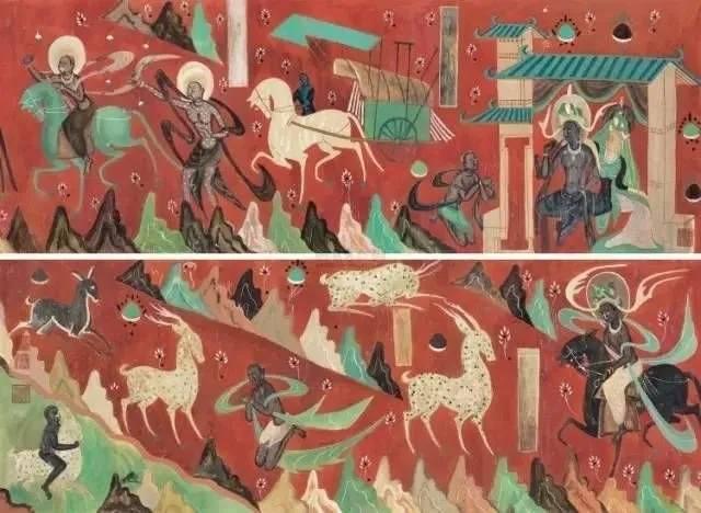 小时候超火的动画片《九色鹿》,长大后才知道它的正确打开方式