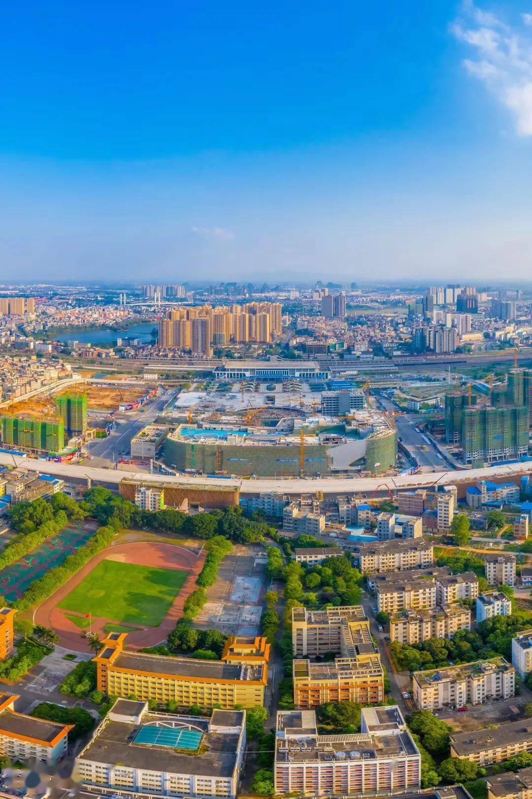 太震撼了!总投资607亿!贵港的城市交通版图发生巨大变化...