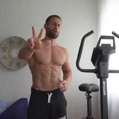 健身12年从未用过任何补剂,一样练出逆天惊人身材! 高级健身 第9张