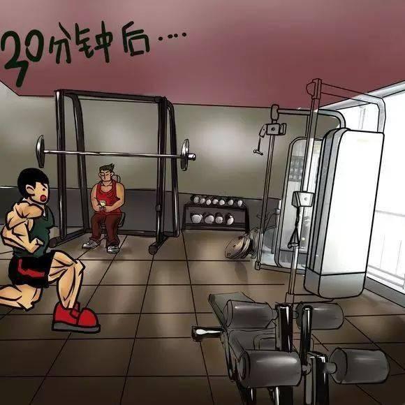 女生占器械被男生暴打,引网友争议!! 锻炼方法 第16张