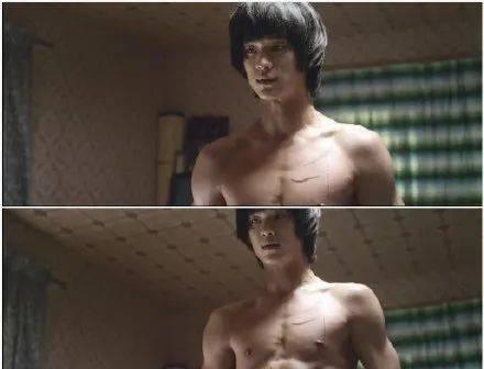 金秀贤新剧秀八块腹肌,这体脂率真好看! 动作教学 第11张