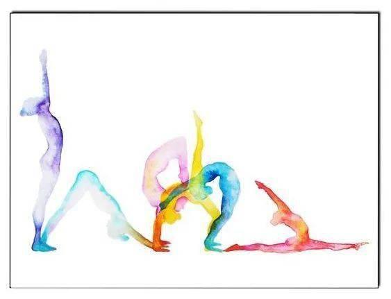 瑜伽如何改变了我们的生活?_解剖 高级健身 第6张