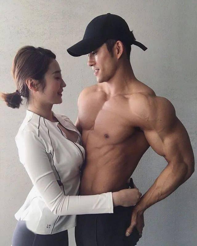 找个有肌肉的男朋友后,有多爽? 锻炼方法 第39张
