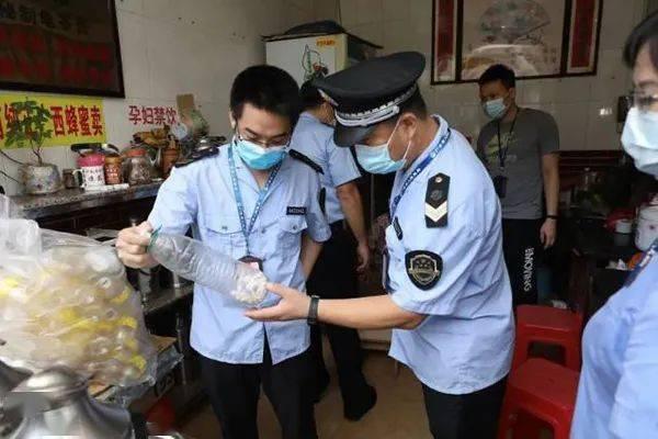 广州11家凉茶店铺被查封