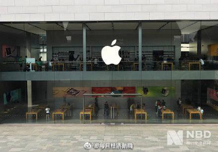 苹果累计已在美国重新关闭77家门店