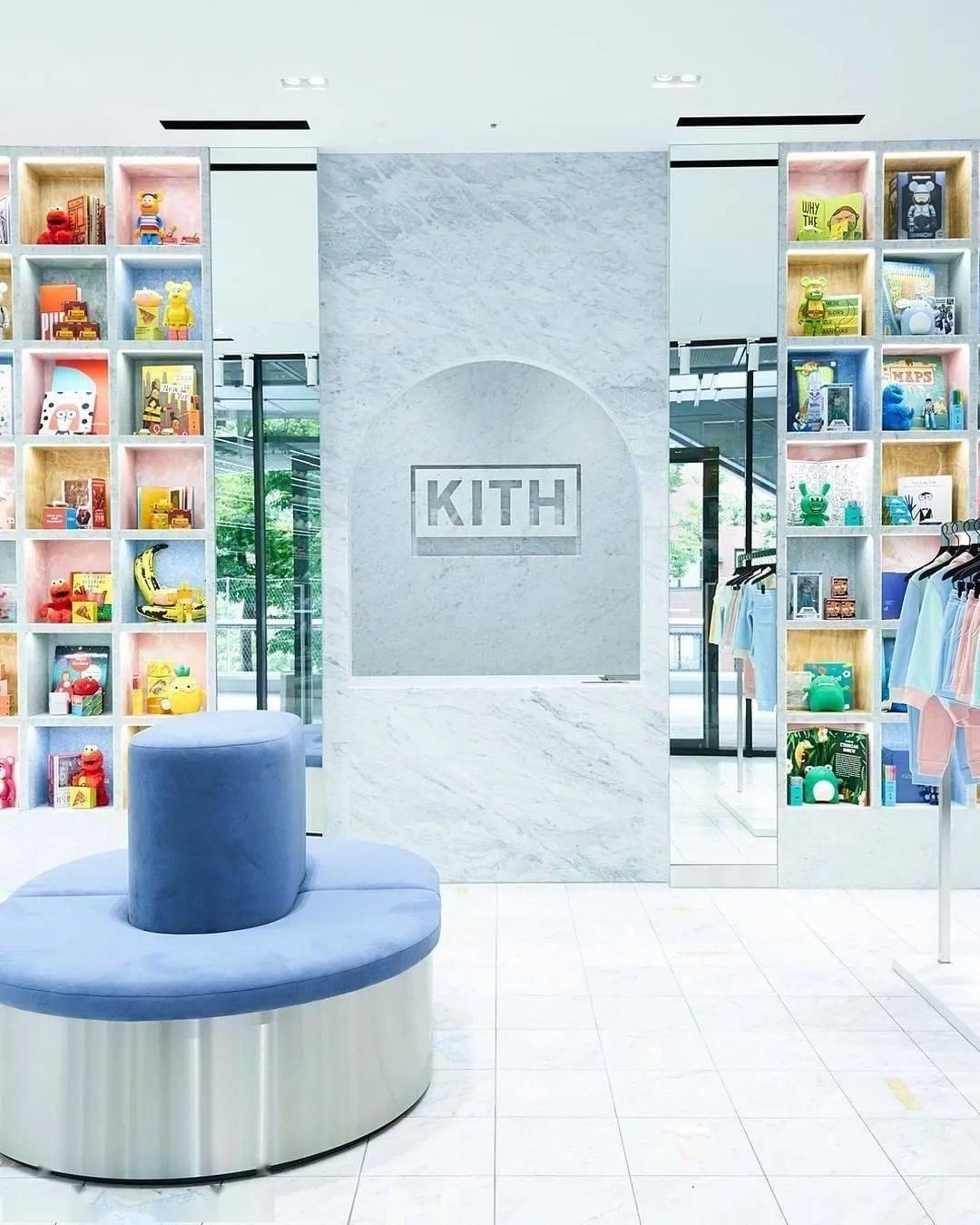 LV 涩谷新店直击 | KITH东京旗舰店开幕 Daniel Araham x Pokémon 展览回顾  span class=