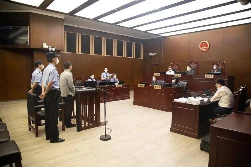 被控受贿1.36亿!工行上海分行原行长顾国明案开审