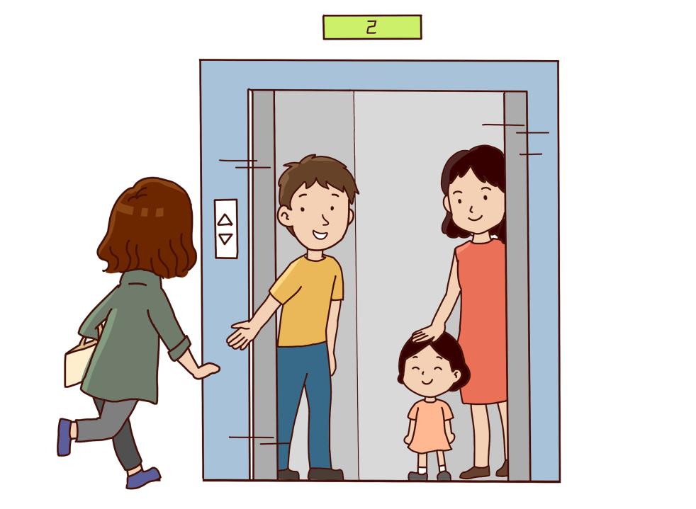 离别爬楼,杨浦这些小区加装电梯来了
