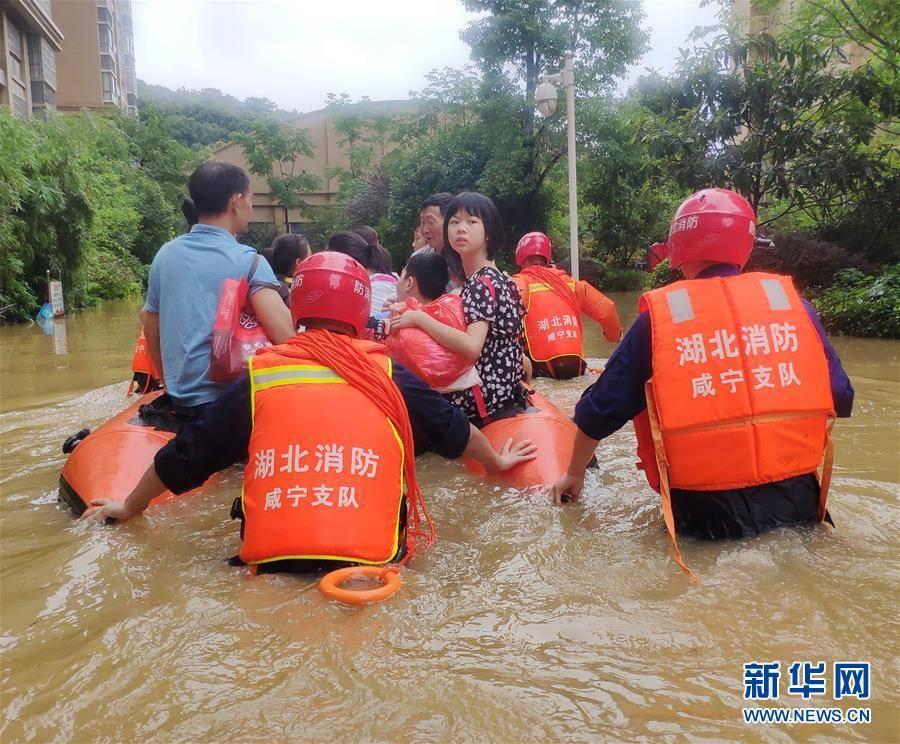 国家减灾委、应急管理部对江西、重庆启动国家Ⅳ级救灾应急响应