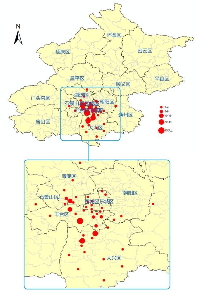 北京新發地疫情樣本檢測結果︰系L基因型歐洲家系分支I