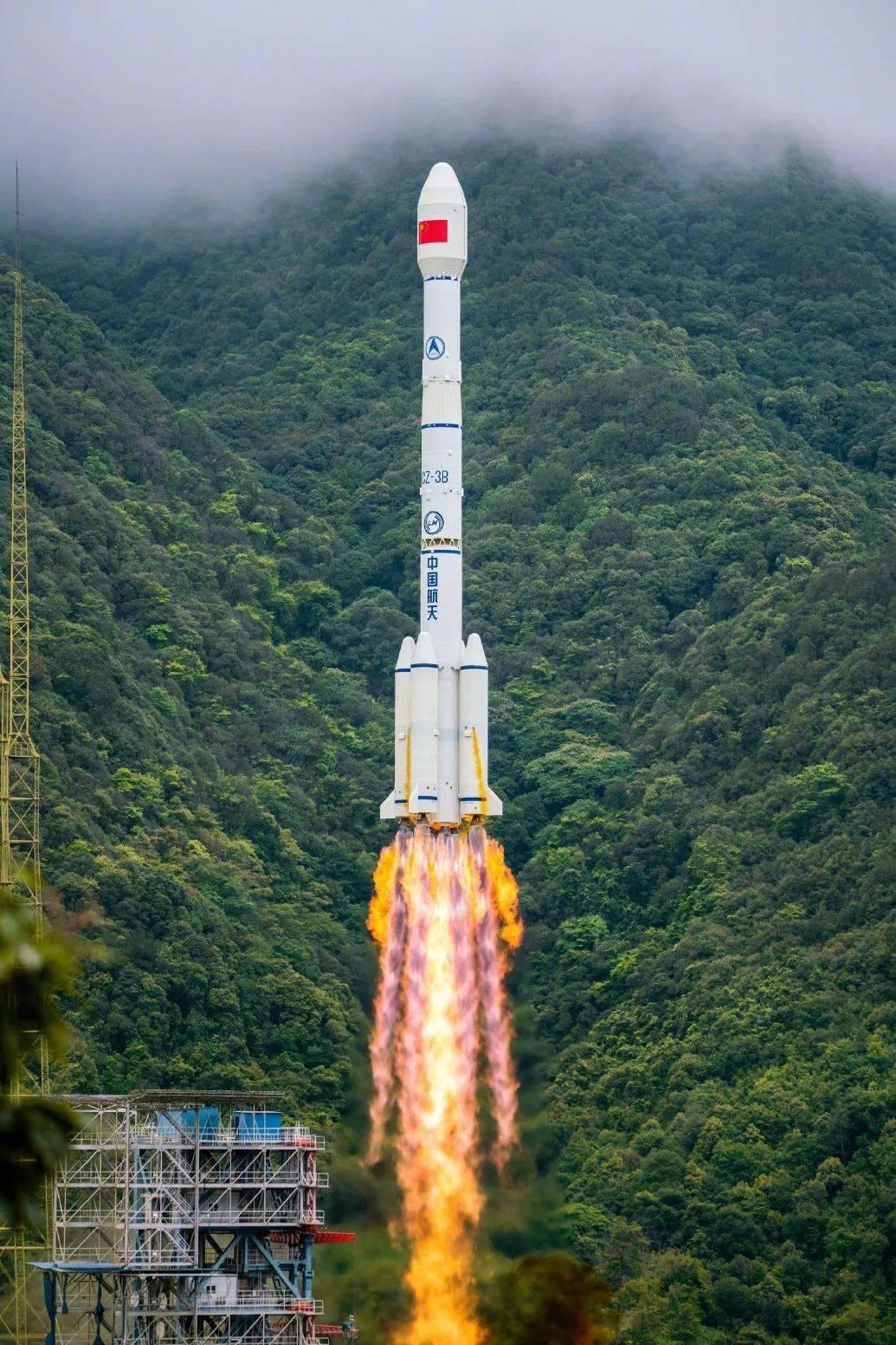 <b>中国航天如何应对科技脱钩?</b>
