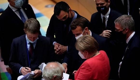 欧盟领导人就7500亿欧元经济复苏基金达成协议