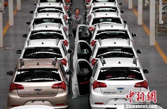 顽兔网上半年新能源汽车产量为何大幅下