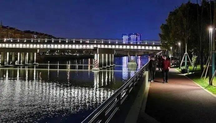 闵行区滨水生态廊道建设(图19)