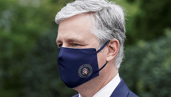 疫情蔓延至白宫,美国国家安全顾问奥布赖恩确诊新冠
