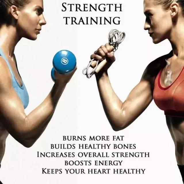 徒手锻炼,无需器械一样能健身!