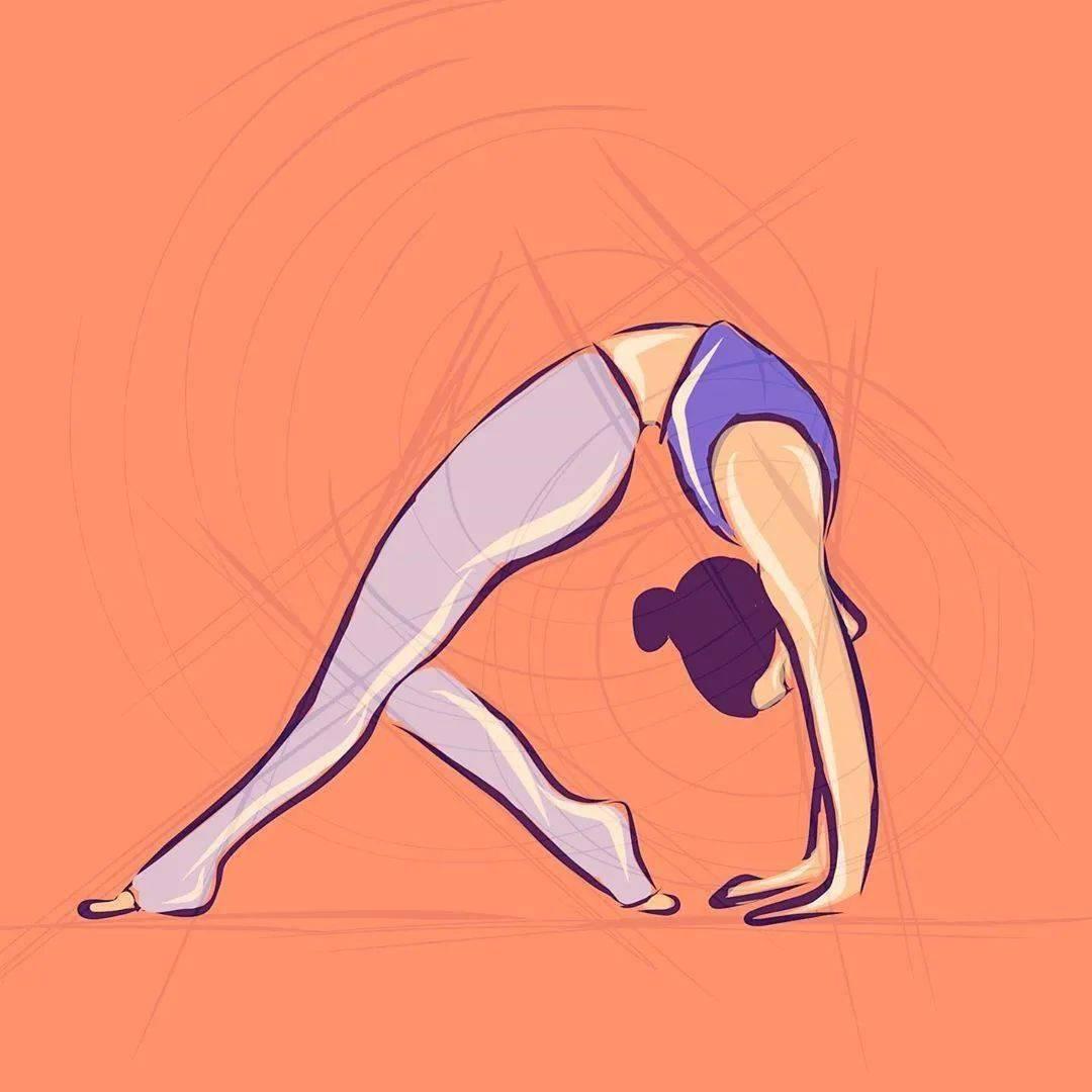 凭什么练瑜伽的人,比同龄人更年轻?_因为